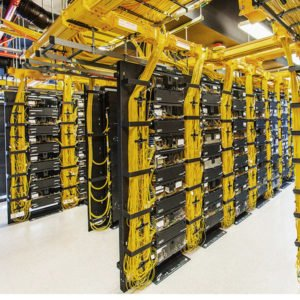 Data Center fiber patch panel, fiber optic cable wire, management solutions