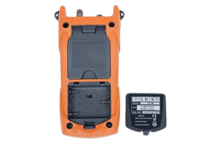 Handheld Variable Optical Attenuator back