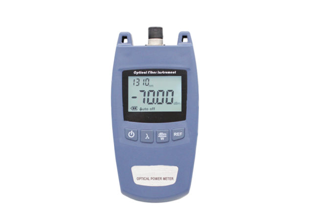 Small Size Low Cost Optical Power Meter