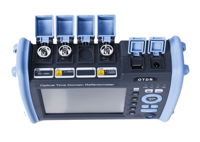 multi-functional OTDR - Optical Time Domain Reflectometer