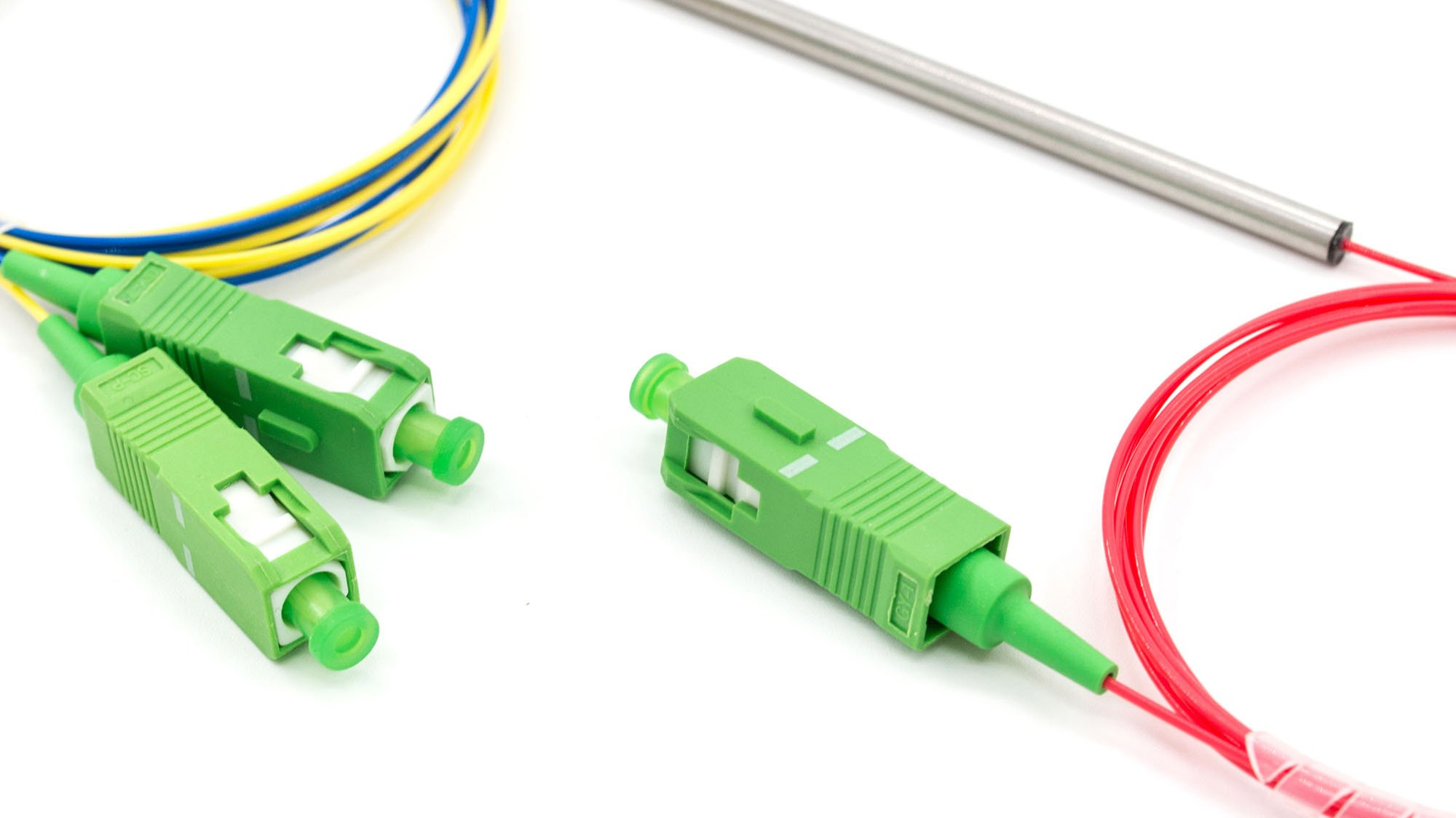 fused fiber optic coupler, fusion fiber splitter, FBT fiber optic splitter