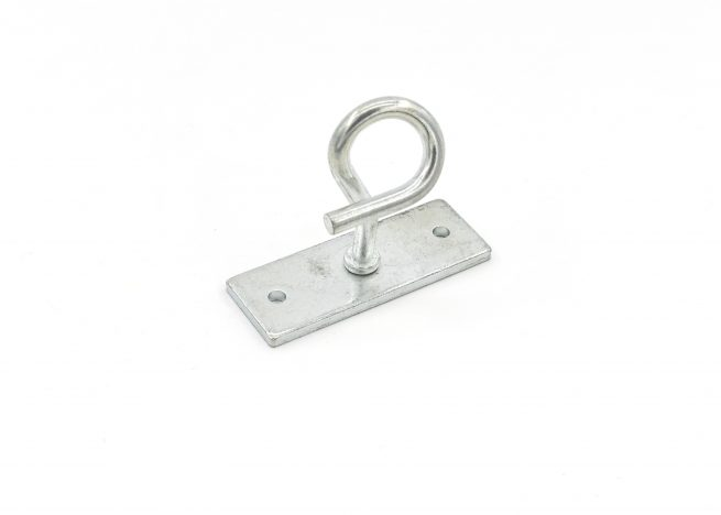 C Type Drop Cable Wire Clamp Draw Hook, Clamp Hanger