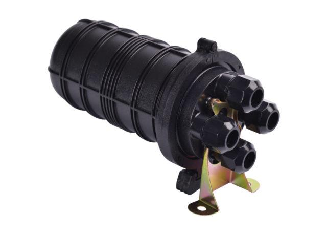 Dome Fiber Splice Splice Closure, 48 Cores, Mechanical Seal