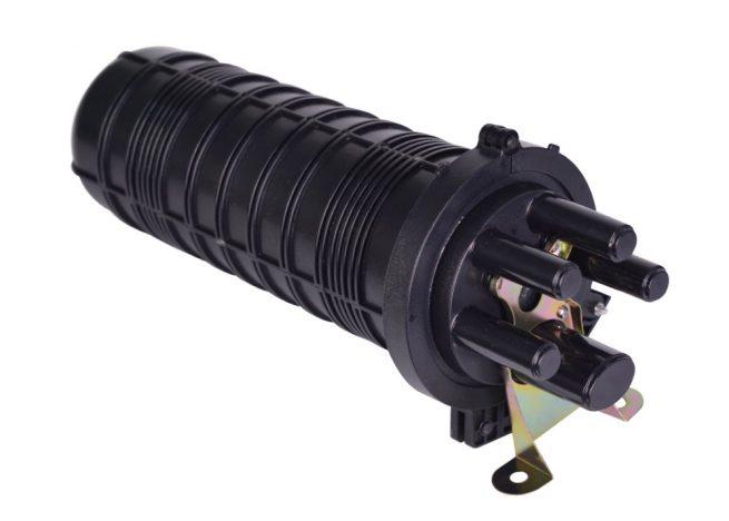Dome Fiber Optic Splice Closure 96 Cores, 5 Cable Entry Ports