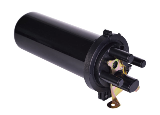Dome Fiber Optic Splice Closure, Heat Shrinkable Seal, 4 Cable Port,