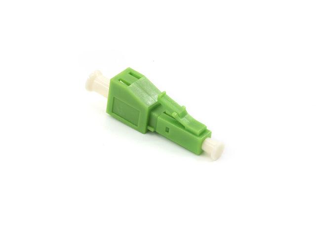 male to female LC fiber optic attenuator, single mode