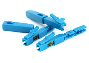 LC/UPC Field Assembly Fast Connector, Single-mode