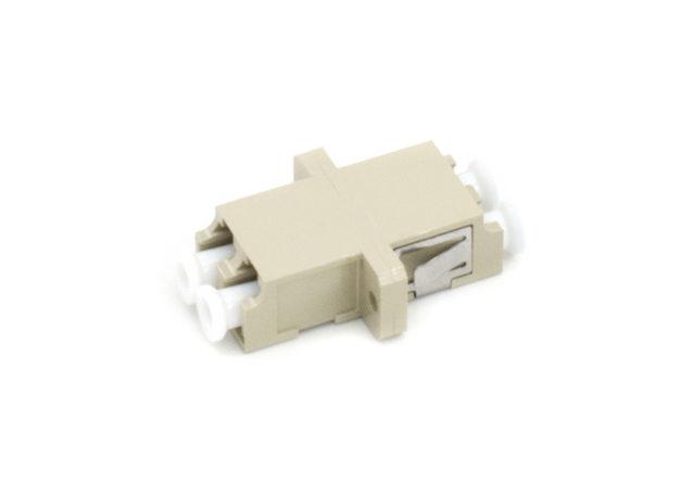 LC Fiber Optic Adapter Multimode, Duplex, SC Type