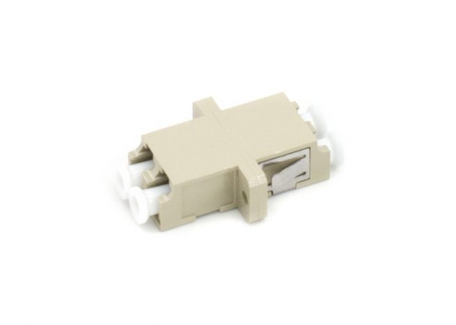LC Fiber Optic Adapter Multimode, Duplex, SC Type