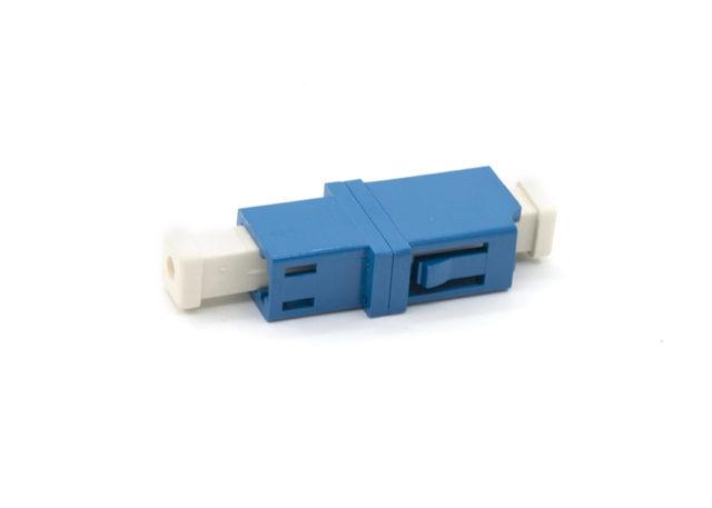 LC Simplex Fiber Optic Adapter