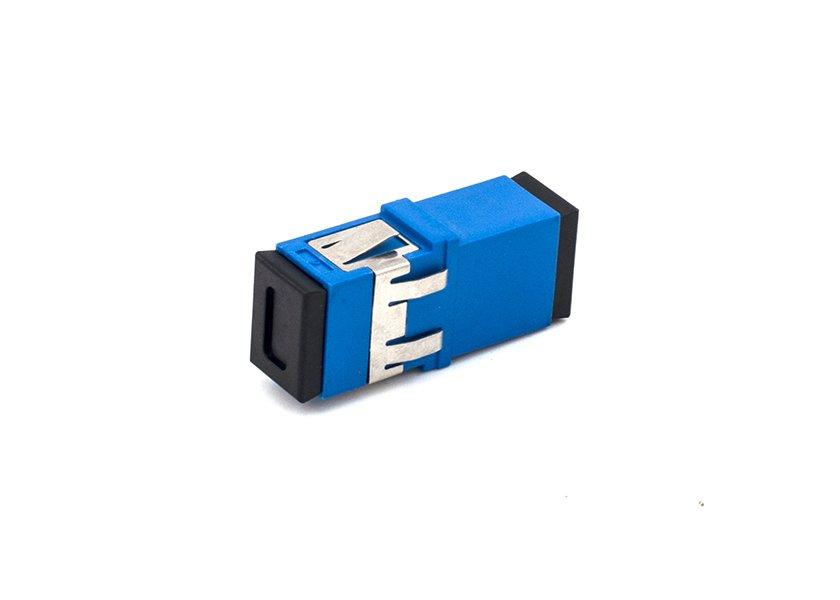 anti-shake SC simplex adapter, single-mode
