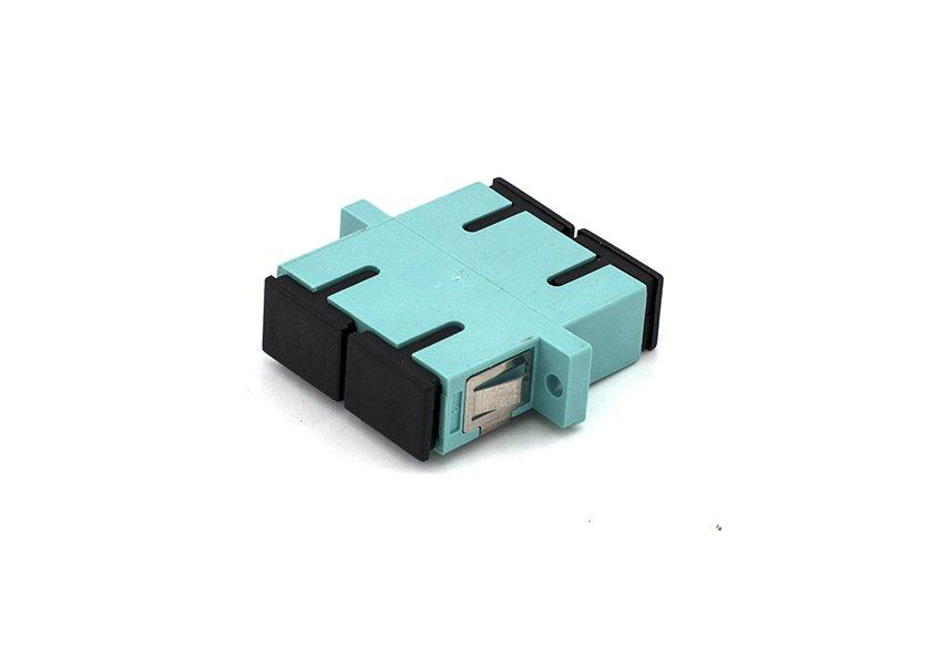 anti-shake SC OM3 duplex adapter