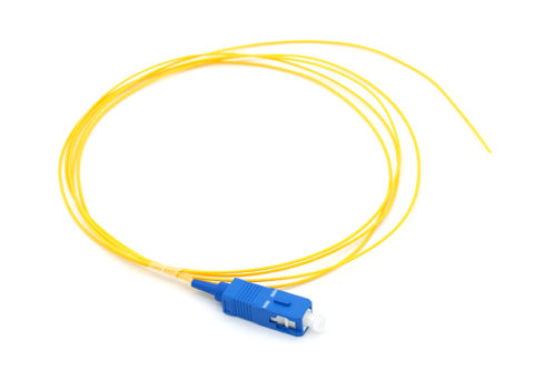 Fiber Optic Pigtail SC/UPC, Single-mode, 0.5M, 1M, 1.5M