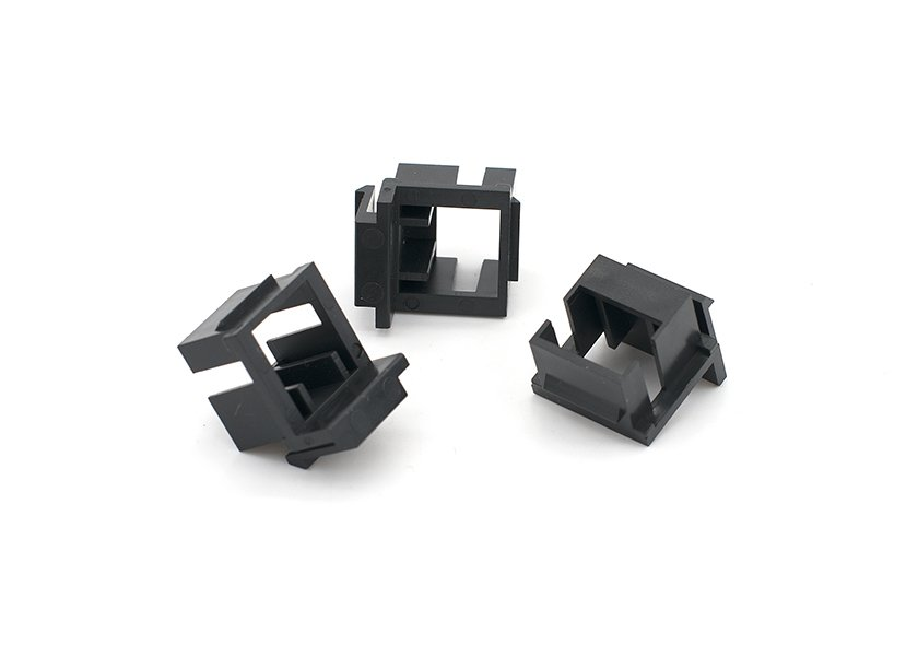 fiber optic Keystone Jacks For SC/LC Fiber Optic Adapter