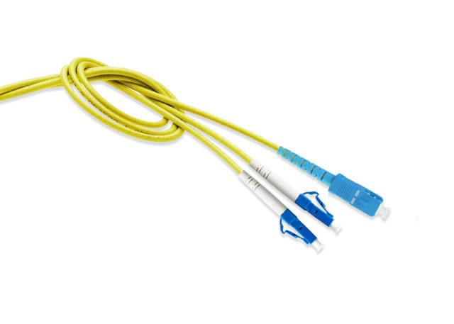 Bend Insensitive G657.A2 Fiber Optic Patch Cord Simplex / Duplex