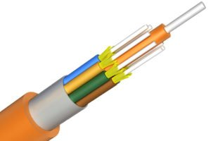 breakout fiber optic cable, single mode, multimode OM1 OM2 OM3 OM4
