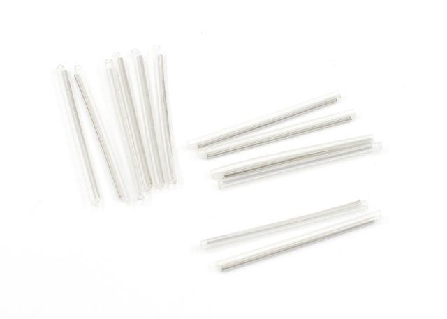 fiber optic heat shrink protection sleeve, fusion fiber splice protector, fiber splice protection tube