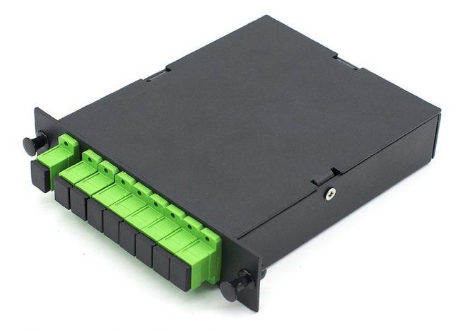 PLC Splitter Module 1x4, 1x8, 1x16, LGX Type