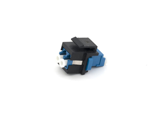 LC Fiber Optic Keystone Jack Single Mode