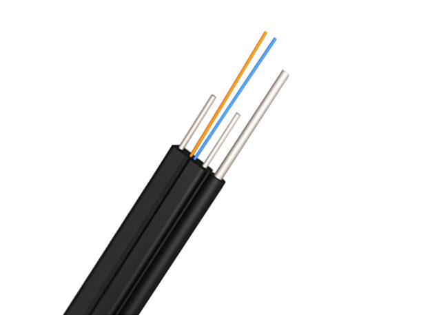 Self-supporting FTTH Aerial Drop Cable