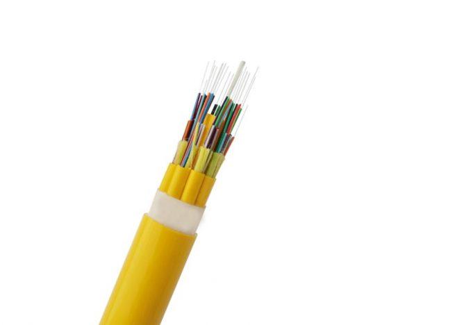 Single Mode Distribution Fiber Cable, Sub Units with Tight Buffer Fibers